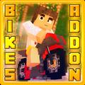 Bikes Addon for Minecraft PE