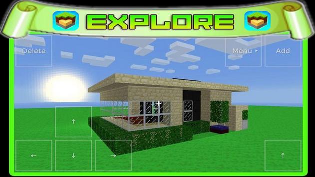 Exploration-Craftin World apk screenshot