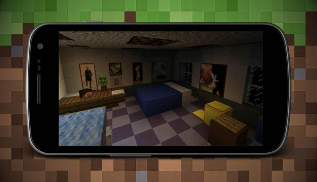 Map FnAF PETs Add-on for Minecraft PE poster