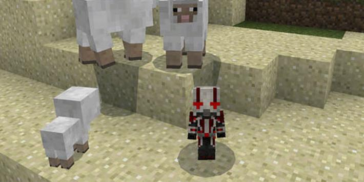 Addon Baby Player Mod for Minecraft PE apk screenshot