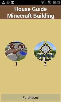 House Guide:Minecraft Building poster