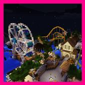Torque Amusement Park MCPE biểu tượng