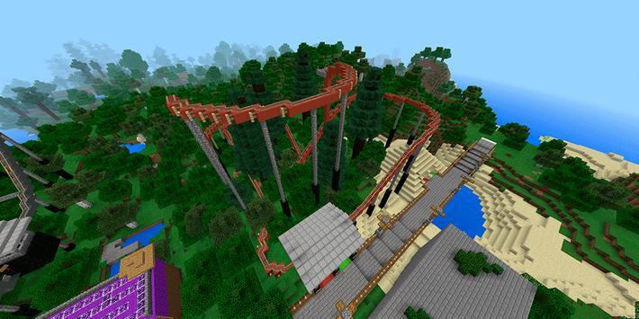 Torque Amusement Park MCPE ảnh chụp màn hình 1