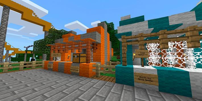 Torque Amusement Park MCPE ảnh chụp màn hình 5