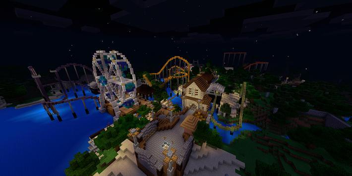 Torque Amusement Park MCPE ảnh chụp màn hình 8