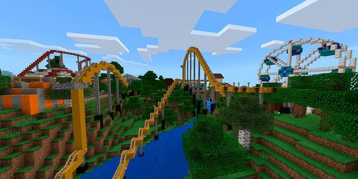 Torque Amusement Park MCPE ảnh chụp màn hình 9
