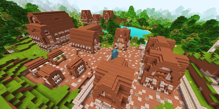 Ruhig Village MCPE map screenshot 14