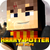 Magic Pack: addons & map Hogwarts for Minecraft PE icon