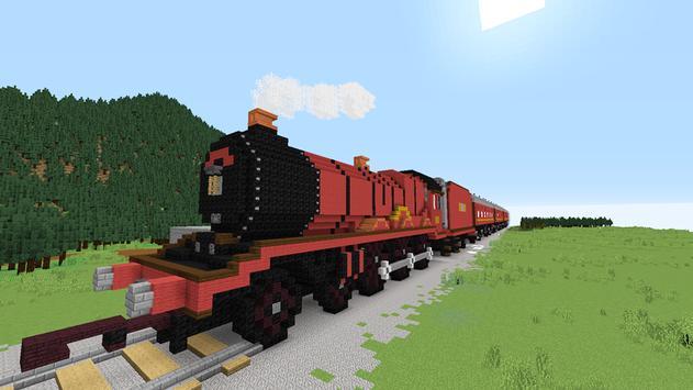 Magic Pack: addons & map Hogwarts for Minecraft PE screenshot 3
