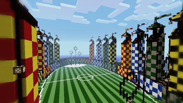 Magic Pack: addons & map Hogwarts for Minecraft PE screenshot 1