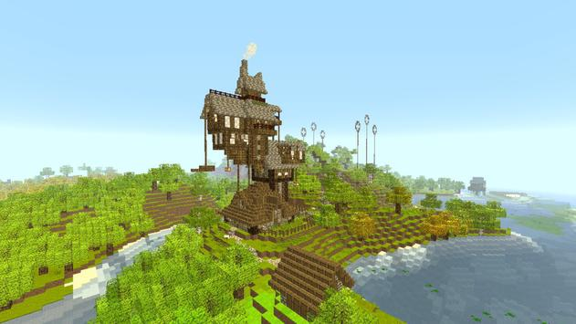 Magic Pack: addons & map Hogwarts for Minecraft PE screenshot 8
