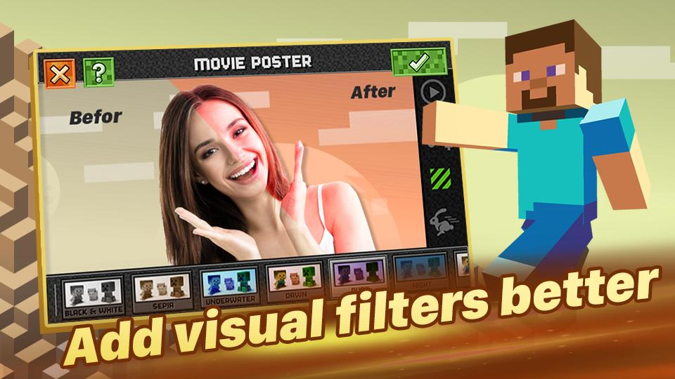Intro Video Maker For Minecraft For Android Apk Download