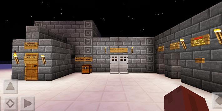 Soul Snatchers: Horror Mini-game. Map for MCPE screenshot 10