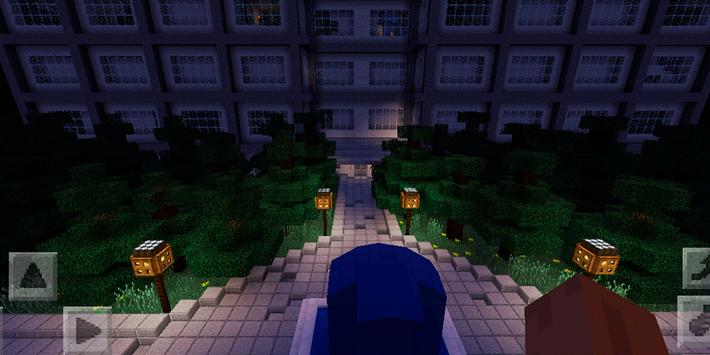 Soul Snatchers: Horror Mini-game. Map for MCPE screenshot 2