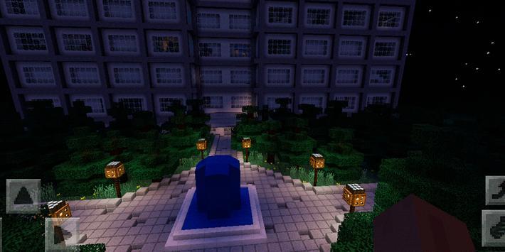 Soul Snatchers: Horror Mini-game. Map for MCPE screenshot 3