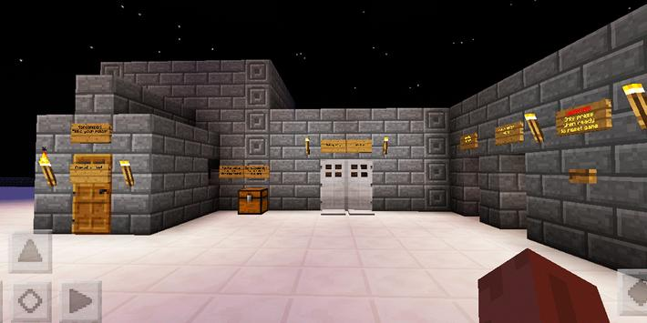 Soul Snatchers: Horror Mini-game. Map for MCPE screenshot 4