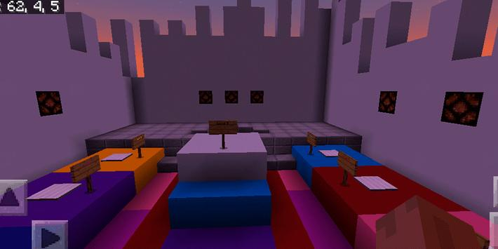 Delirious Parkour Challenge. Map for MCPE screenshot 12