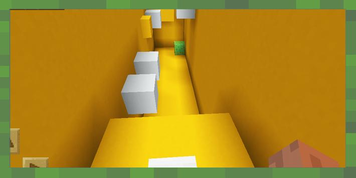 Delirious Parkour Challenge. Map for MCPE screenshot 16
