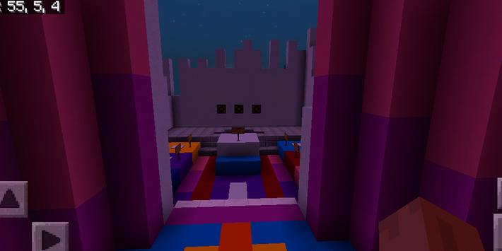 Delirious Parkour Challenge. Map for MCPE screenshot 21