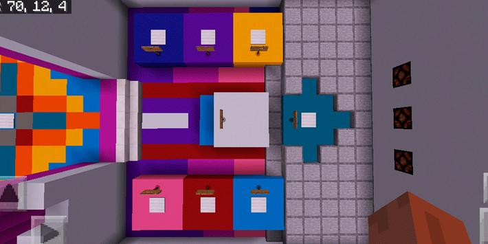 Delirious Parkour Challenge. Map for MCPE screenshot 3