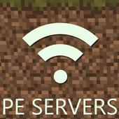 MCPE Servers List icon