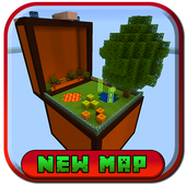 Chest Survival map for MCPE icon