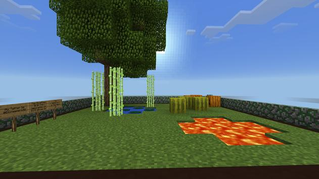 Chest Survival map for MCPE apk screenshot