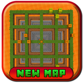 The Grid Survival Map MCPE icon
