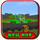 8 Automatic Farms MCPE map icon