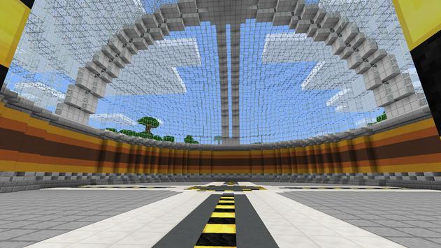 Jungle Lab map for MCPE apk screenshot