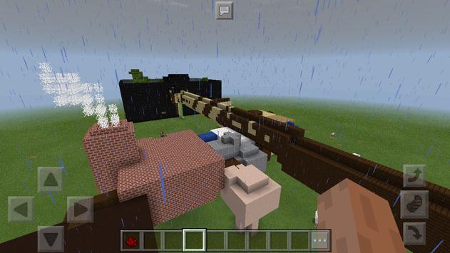 Save The Christmas MCPE map apk screenshot