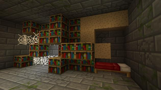 Christmas Crisis Minecraft map poster