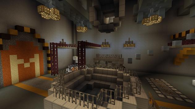 Crafter Tombs  Minecraft map screenshot 4