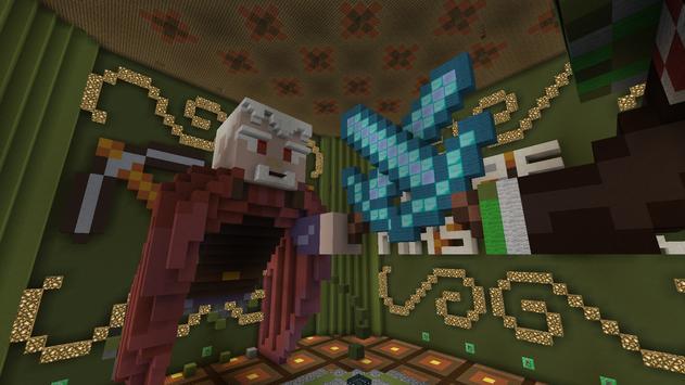 Crafter Tombs  Minecraft map screenshot 13