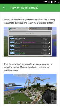 Maps for Minecraft PE screenshot 3