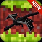 Mod Dragon Mount for mcpe 2017 icon
