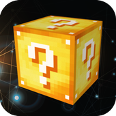 MegaPack Lucky block for Minecraft PE icon