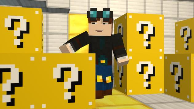 MegaPack Lucky block for Minecraft PE screenshot 7