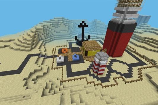 Bikini Bob Bottom Maps MCPE screenshot 2