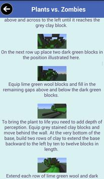 Syfy Building Guide: Minecraft apk screenshot