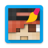 Skin Editor For Minecraft 3D icon
