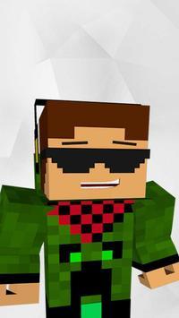 Скины с Плащами для Minecraft Pe