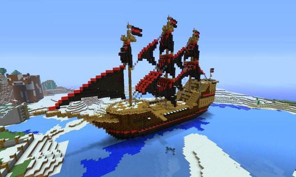 Ship: Minecraft Ideas poster