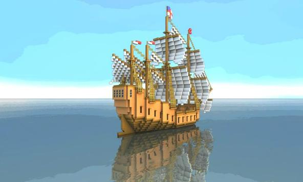 Ship: Minecraft Ideas apk screenshot