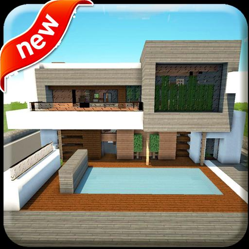 697 Minecraft House Designs Ideas For Android Apk Download