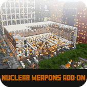 Mod Nuclear Weapons for MCPE icon