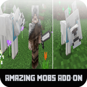 Mod Amazing Mobs Addon for PE icon