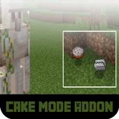 Mod Cake Mode Addon for MCPE icon