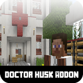 Mod Doctor Husk for MCPE icon