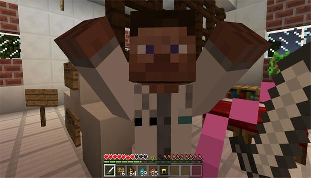 Mod Doctor Husk for MCPE screenshot 1